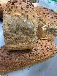 Zonnepitbrood maandbrood