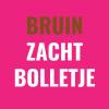 Bruin zacht bolletje
