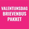 Valentijnsdag brievenbuspakket