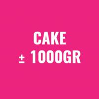 cake 1000gr