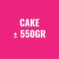 cake 550gram