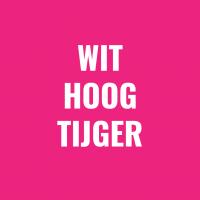 wit hoog tijger