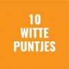 10 witte puntjes