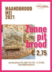 Maandbrood mei 2021