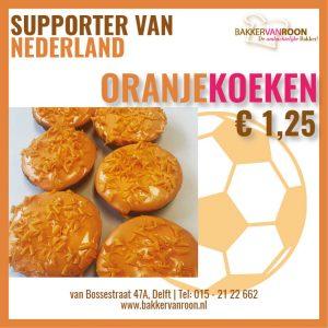 Oranjekoeken