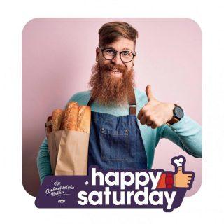 Om te laten zie. Hoezeer wij het waarderen, dat u bij ons ons al uw lekker komt halen. Vandaag #happysaturday . En staat er voor iedere betalende klant iets leuks klaar.