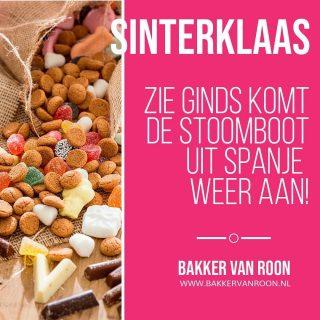 Zie ginds komt de stoomboot uit Spanje weer aan en dat betekent dat Sinterklaas weer in het land is! Pepernoten, marsepein, taaitaai, chocoladeletters, borstplaat en banketstaven, onze etalage en bakkerij liggen er weer vol mee! Kom je één van onze lekkernijen halen voor bij de intocht?😄🎉 #sinterklaas #pepernoten #chocolade #bakker #bakkervanroon #bakkerij #brood #broodbakken #patisserie #bakken #delft #gebak #contactloosbrood #samenwerking #ambachtelijk #weetwatjekoopt #versbrood #samensterk #winkel #online